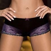 Nohavičky Amore Violet francúzske