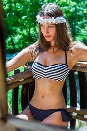 Dievčenské dvojdielne plavky Ania
