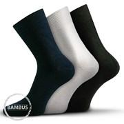3pack ponožiek Badon Mix bambus