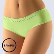 Nohavičky Bamboo Dots francúzske
