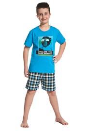 Chlapčenské pyžamo Blue Monkey