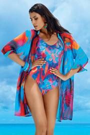 Dámske letné košeľové šaty Adenike