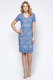Dámske luxusné čipkované šaty Susanne