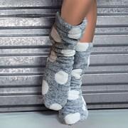 Hrejivé ponožky Darcy Grafit