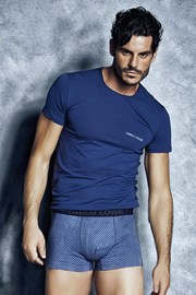 Pánsky set Valerio1 – tričko, boxerky