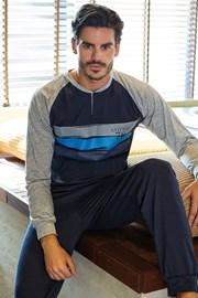 Pánske talianske pyžamo Alessandro
