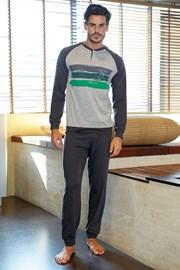 Pánske talianske pyžamo Alberto
