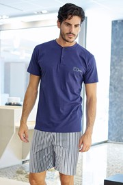 Pánske talianske pyžamo Simone