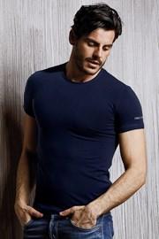 Pánske priliehavé spodné tričko Enrico Coveri 1000C