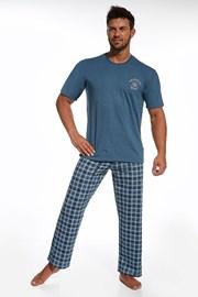 Pánske bavlnené pyžamo Forest