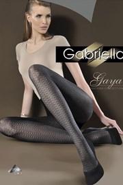 Pančuchové nohavice Gaya vzorované