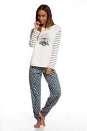 Dámske bavlnené pyžamo Good Night