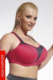 Športová podprsenka Heidi Pink