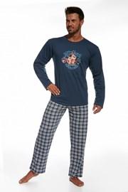 Pánske bavlnené pyžamo Hockey