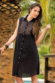 Dámske letné košeľové šaty Vittoria bavlnené z kolekcie Iconique