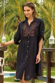 Dámske letné košeľové šaty Irene z kolekcie Iconique