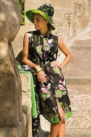 Dámske letné košeľové šaty Giorgia bavlnené z kolekcie Iconique
