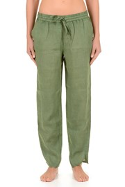 Dámske ľanové nohavice Kimberly z kolekcie Iconique