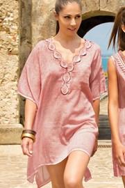 Dámske letné šaty Melissa bavlnené z kolekcie Iconique