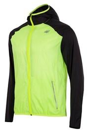 Pánske bežecká bunda z vodoodolného materiálu