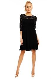 Dámske elegantné šaty Karolina