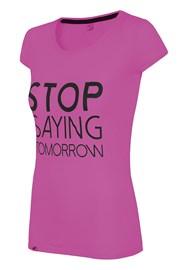 Dámske športové tričko Stop