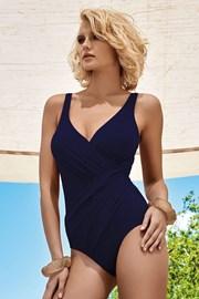 Dámske luxusné plavky Athena Blue so zoštíhľujúcim efektom