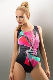 Dámske jednodielne plavky Murcia Pink