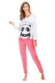 Dámske bavlnené pyžamo Panda