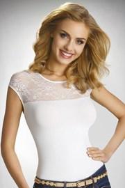 Dámske elegantné čipkové tričko Paulina