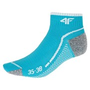 Dámske športové ponožky Turqoise