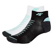Dámske členkové ponožky BW 2pack