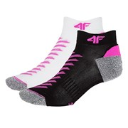Dámske členkové ponožky BP 2pack