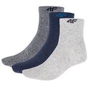 Pánske športové ponožky DGO 3pack