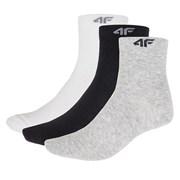 Pánske členkové ponožky 3pack