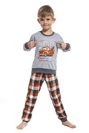 Chlapčenské pyžamo Service Car