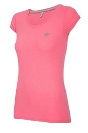 Dámske športové tričko 4F Pink