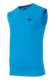 Pánske športové tričko bez rukávov 4f