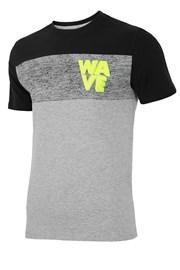 Pánske športové tričko 4f Wave sivé
