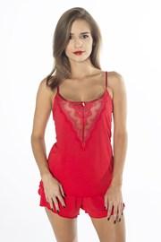 Elegantné pyžamo Venice Red