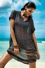 Dámske plážové šaty z talianskej kolekcie Vacanze
