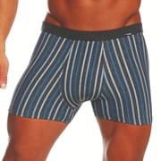 Pánske boxerky Various 872 sivo-modré