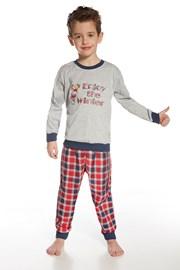 Chlapčenské pyžamo Winter