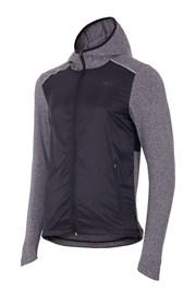 Pánska bežecká bunda 4f Grey