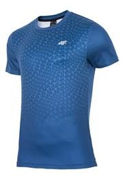 Pánske fitness tričko 4f Dynamic Blue