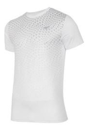 Pánske fitness tričko 4f Dynamic White