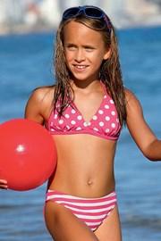 Dievčenské plavky Dot DP2
