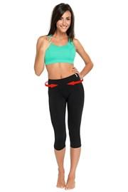 Nohavičky slimming capri