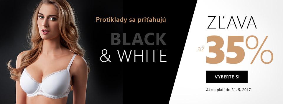 Black & White -35 %..