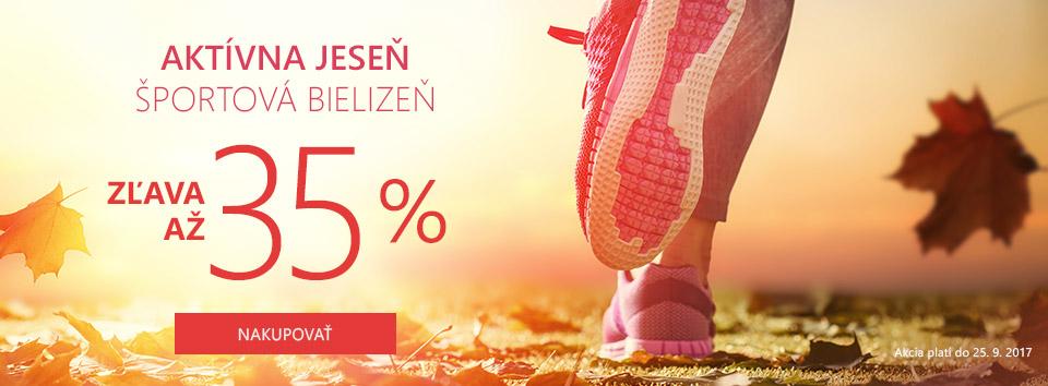 Športové -35 %